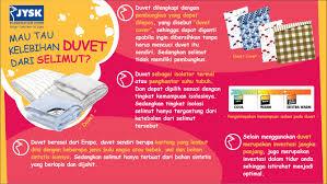 Jysk Duvets Duvet Kelebihan Duvet Dari Selimut Jysk Indonesia