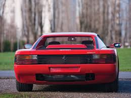 ferrari dealership inside rm sotheby u0027s 1989 ferrari testarossa paris 2015
