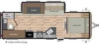 2006 keystone cougar floor plans keystone cougar x 6 trendy floor plans for travel trailers home