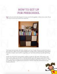 homeschool curriculum review the preschool journey