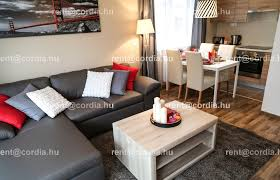 Brand New Fully Furnished  Bedroom Apartment On Corvin Promenade - Furnished two bedroom apartments