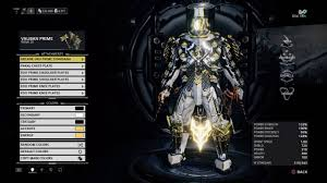 Best Colors 2017 Warframe Best Color Schemes Youtube