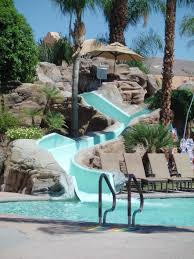 THE POOLS AT THE MISSION HILLS WESTIN RANCHO MIRAGE CALIFORNIA