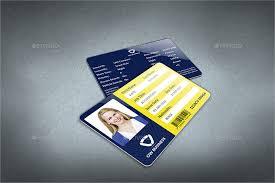 id card graphic design 11 creative id card designs free premium templates
