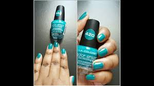 l a colors color craze atomic nail polish youtube
