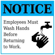 restaurant hand washing sink handwashing sign laws for all 50 states signs com blog