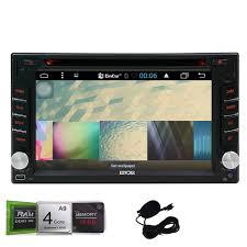 kenwood double din navigation dvd receiver