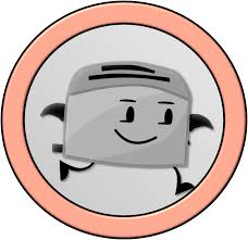 Toaster Face Object Merry Go Round 9 Toaster Omgr By Planetbucket22 On