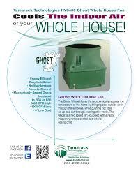 Whole House Ventilation Unit Hv3400