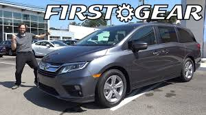 honda odyssey test drive 2018 honda odyssey ex review and test drive gear