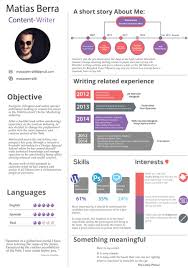 Tourism Resume Matias Berra Cv And Work Experience Il Mato Designs