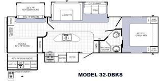 Bunkhouse Trailer Floor Plans Used 2013 Palomino Puma 32 Dbks Travel Trailer At Pleasureland Rv