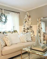 Home Decorating Ideas For Christmas Best 25 White Christmas Trees Ideas On Pinterest White