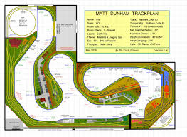 the track planner home