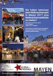 Finanzamt Bad Neuenahr Ahrweiler My Gemeinschaft Vermietet Weihnachtsmarkthütten