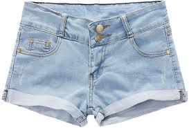 light wash denim shorts chicnova rolled cuffs washed denim shorts in light blue where to