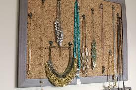 how to make necklace hanger u2014 interior exterior homie