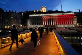 Belgian Flag Brussels Attacks Eiffel Tower Lights Up In Belgian Colors Time