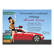 going to college invitations announcements zazzle