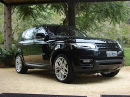 Range Rover Sport 2014 chega renovado por iniciais R$ 377.500 ...