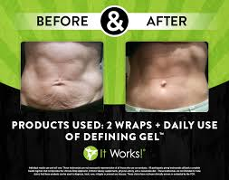 what are wraps it works wraps before and after pictures it works