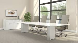 Frosted Glass Conference Table Glass Conference Table For Modern Office Furniture Theydesign