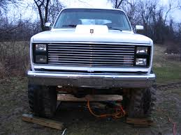 K5 Chevy Blazer Mud Truck - danny2488 1985 chevrolet blazer specs photos modification info