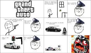 Gta V Memes - gta v police logic meme by jowjoris memedroid