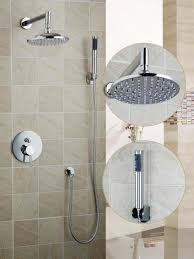 attractive bathroom shower head set select your custom body spas chic bathroom shower head set compare prices on ceiling rain shower head online shoppingbuy