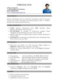 system administrator sample resume india professional resumes
