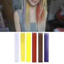 dreamcatcher ombre hair dye sunset hair chalk set of 6