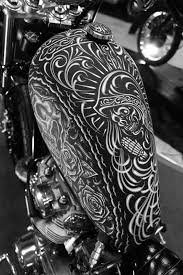 custom motorcycle tribal paint jobs google search motorcycle