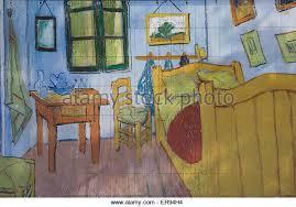la chambre à coucher gogh la chambre coucher stock photos la chambre coucher stock images
