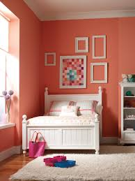 What Color To Paint Walls by Girls Bedroom Coral And Teal Kids Room Decorating Ideas