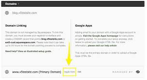 Domain Manager Title Squarespace 5 Help Creating Subdomains Squarespace5