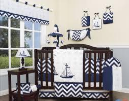 Bedding Set For Crib Geenny Explorer Nautical 13 Crib Bedding Set Reviews Wayfair