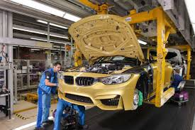 bmw factory tour bmw plant munich production assembly assembly of frontend bmw m4