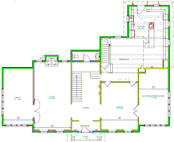 floor plan home inside the home alone house