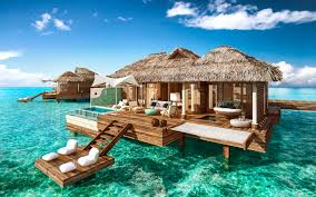 all inclusive resorts fiji overwater bungalow home decorating