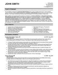 flight attendant resume attendant resume sle template