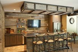 Rustic Basement Ideas Rustic Basement Bars Home Bar Rustic Amazing Ideas With Reclaimed