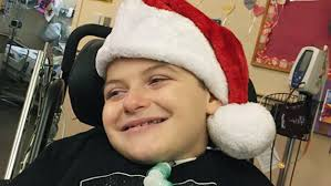 8 year old terminally ill boy wants lots of christmas cards