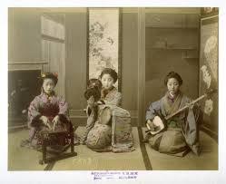 pre war geisha blues arbiter of cultural traditions