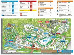 International Drive Orlando Map by Maps Of Gold Coast Theme Parks Dreamworld Sea World Movieworld