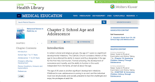 lww health library ebooks reading and using guides at dahlgren