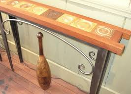 Hallway Table And Mirror Long Hallway Table And Mirror U2014 Stabbedinback Foyer Decorating