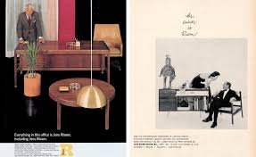 from the archives furniture designer jens risom at 91 wallpaper