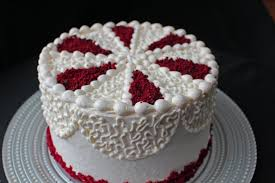 red velvet layer cake youtube