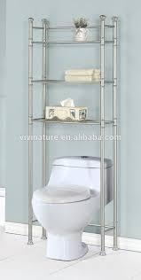 Bathroom Storage Rack by Vivinature Over The Toilet Shelf Bathroom Shelf Organizer Storage