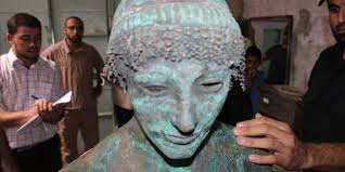 mystery of 2 000 year old bronze statue of greek god apollo